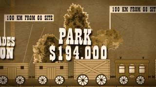 Liberal ad: Conservative Gravy Train (2011)