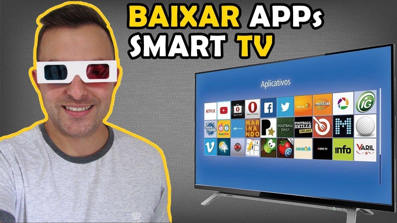Como baixar app na smart tv philips