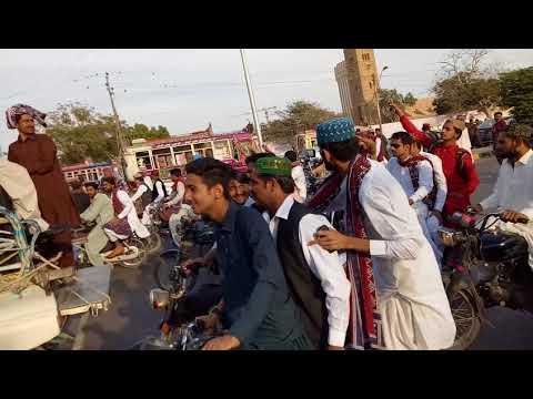 Sindh culture Day It Karachi Dec/03/2017