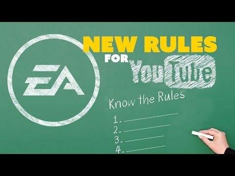 EA Declares New Rules for YouTubers - The Know Game News