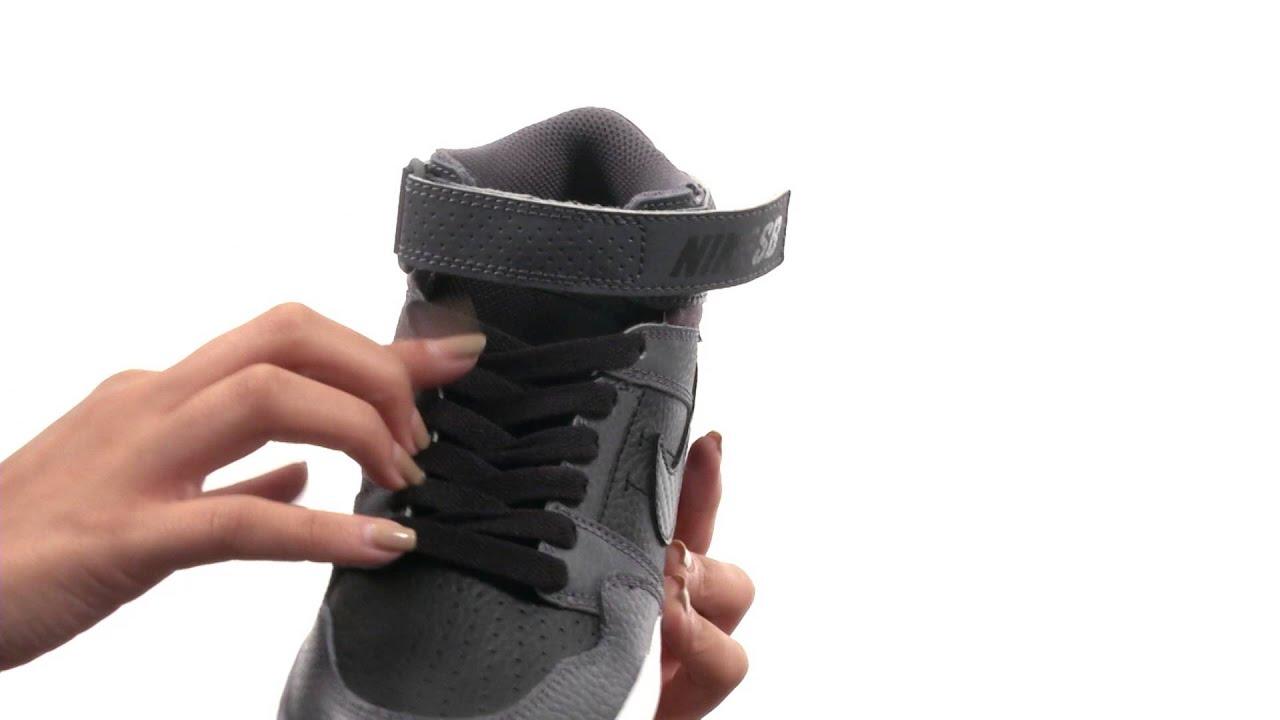 1e19a46c292e Nike SB Kids Mogan Mid 2 Jr (Little Kid Big Kid) SKU 8623374 - YouTube