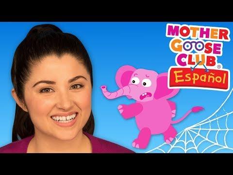 Un Elefante Se Balanceaba   Canciones Infantiles en Español   Mother Goose Club in Spanish