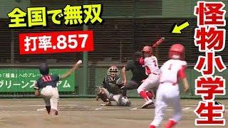 打率.800の最強の小学生!少年硬式の日本一チームが上手すぎる thumbnail