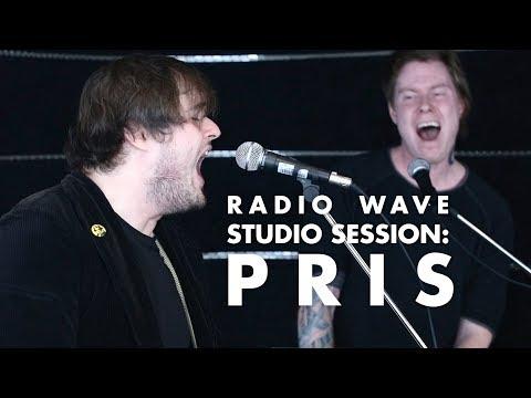 Pris: Radio Wave Studio Session