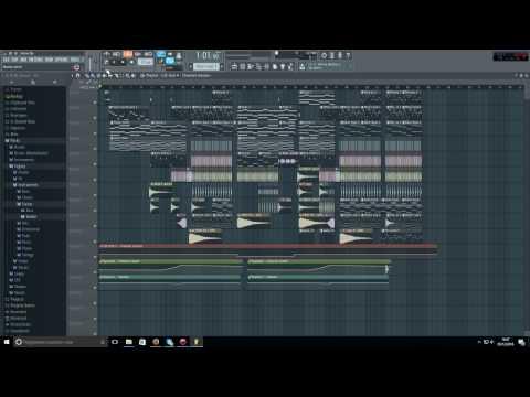 Alone - Alan Walker - Remake by S4M Music fl studio (flp in desc !!!)