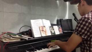 piano nhạc trẻ lng mạn thế hệ 7x v 8x