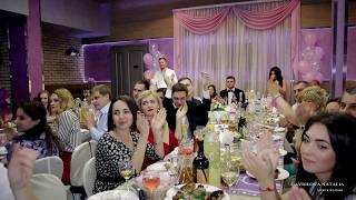 Мама на свадьбе читает рэп Днепр видеограф Наталья Гаврилова тел.097-857-32 -53