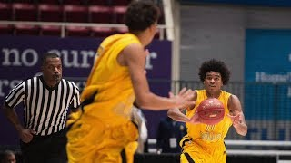 JOHNSON C. SMITH UNIVERSITY VS. ST. AUGUSTINE'S UNIVERSITY MBB