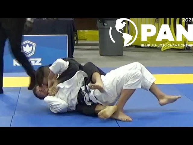 Isaac Doederlein v Kevin Harmon / Pan Championship 2021