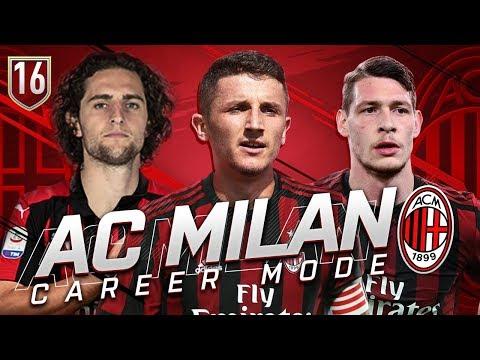 FIFA 19 AC MILAN CAREER MODE #16 - ENIS BARDHI RETURNS TO LIVERPOOL!!!