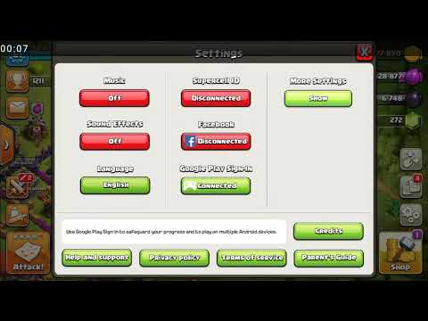 Clash of clan.acc name change by 500 gem exchange very easy method