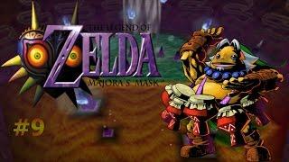 Héroe Goron/The Legend of Zelda Majora´s Mask#9