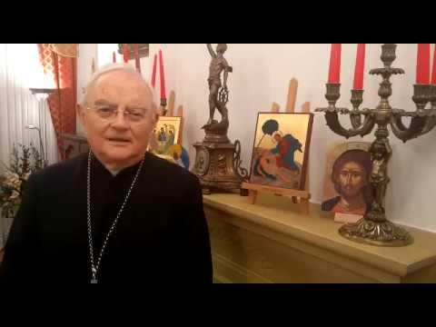 Abp Henryk Hoser dziękuje za współpracę podczas swojej posługi w diecezji warszawsko-praskiej
