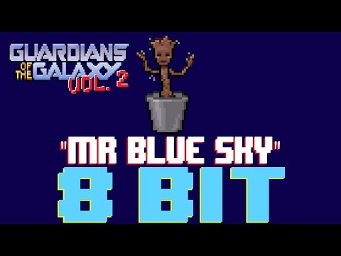 Mr. Blue Sky [8 Bit Tribute to E.L.O. & Guardians of the Galaxy 2] - 8 Bit Universe