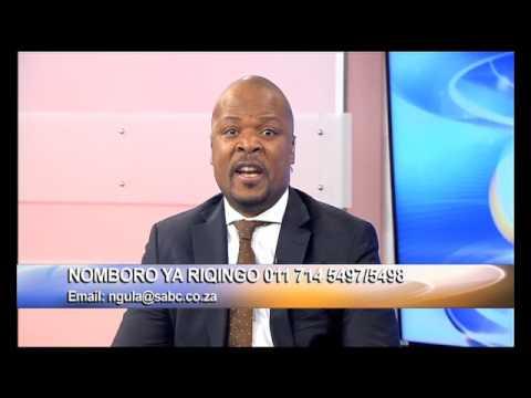 Ngula Ya Vutivi 08/06/2017 - EFF Youth