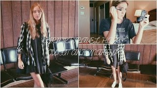 Airport/Travel Hair, Makeup and Outfit | ZaraForever Thumbnail