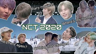 When all NCT units are together in NCT 2020