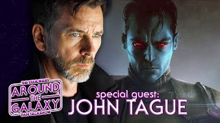 Actor John Tague talks Star Wars, acting and Influence
