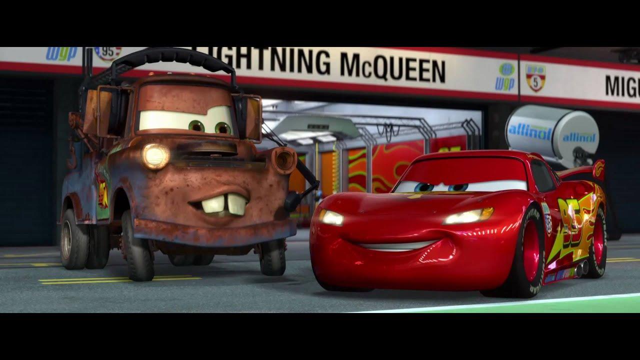cars disney pixar trailer