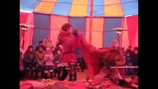 Видео Рыцарский бой(Экскурсия в Лидский замок 4 ноября 2016., 2016-11-08T15:06:49.000Z)