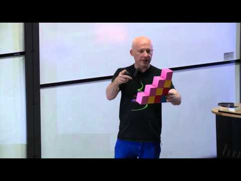 The Travelling Santa Problem and Other Seasonal Challenges - Marcus du Sautoy