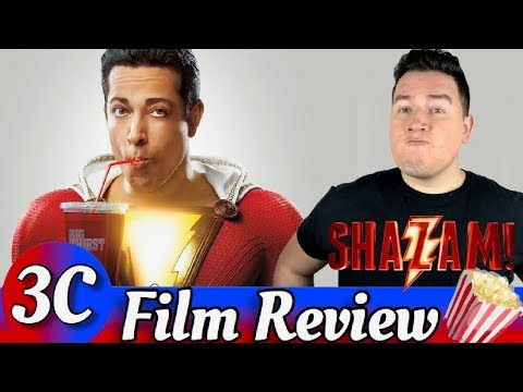 SHAZAM Review | 3C Films