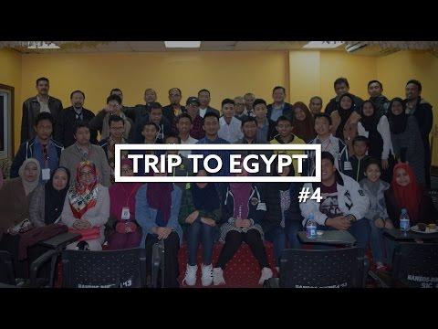 Trip to EGYPT #4 | Main ke Sekolah Indonesia Cairo!!!