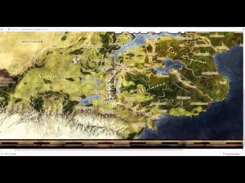 D&D Fantasy World Campaign Creation Video Series Part1