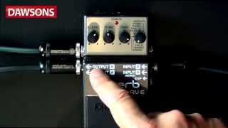 BOSS RV-6 Reverb Compact Review