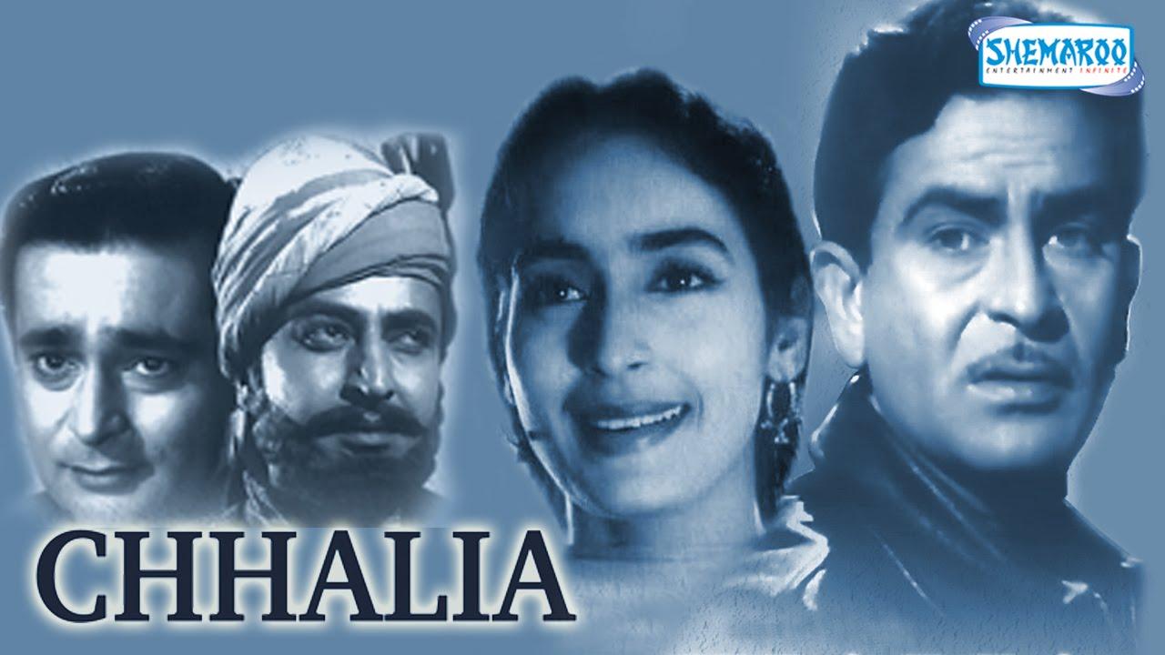 Download Chhalia - Superhit Comedy Film - Raj Kapoor - Nutan - Pran