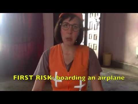 Safety Sue's International Adventure: Episode 3 [India not Indianapolis]
