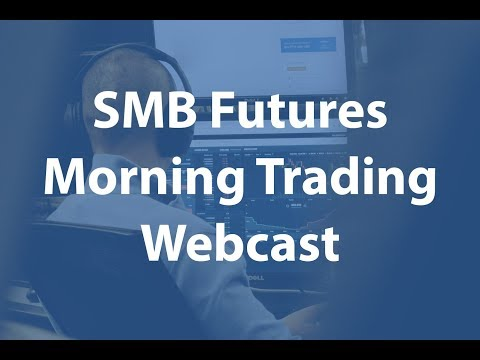 SMB Futures Morning Trading Webcast February 23rd