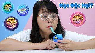 Kẹo Hubba Bubba Của Chị Thơ Nguyễn Độc Hại ??? Đòi Lại Quyền Lợi Cho Youtuber