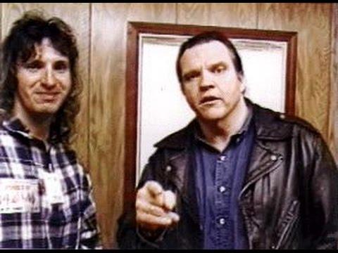 Meatloaf Interview, Shediac, New Brunswick, Canada, 1993