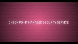 24/7 Protection with ThreatCloud Managed Security Service | Threat Prevention