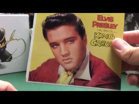 Elvis Presley Album Collection Box Set Review From RCA UNBOXING