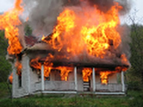 Farm House Burns To The Ground In Madison County Nc Demon