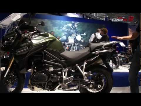 Triumph Tiger Explorer XC 2013-Intermot 2012