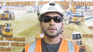Heavy Equipment Operator Engineer Video Resume Jesus Navarro