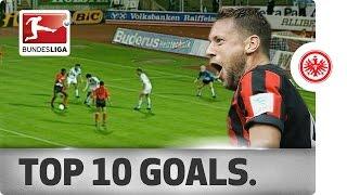 Top 10 Goals - Eintracht Frankfurt