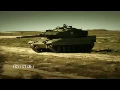 Leopard 2 Vs M1 Abrams-Battle Tanks
