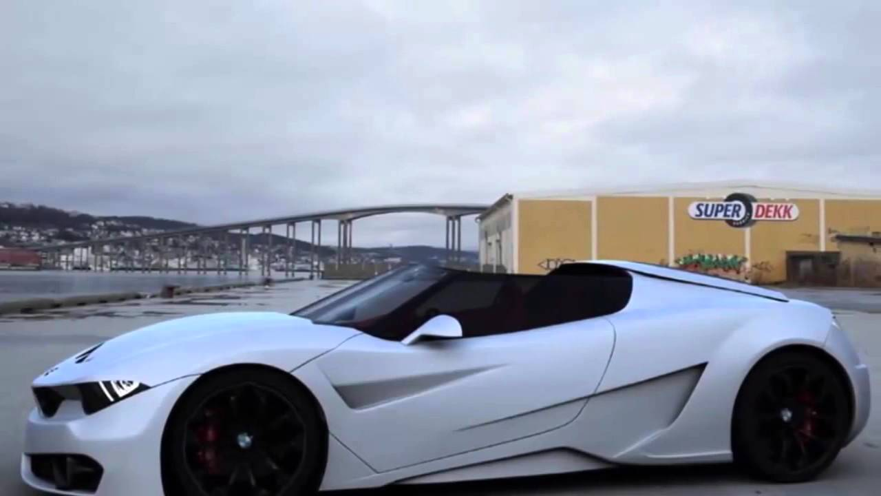 BMW M9 2016 - YouTube