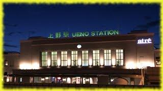 Еду на встречу с друзьями. Станция Уэно в Токио╰(*´︶`*)╯Японский ресторан