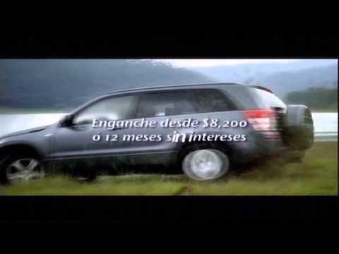 Grand Vitara Suzuki TV