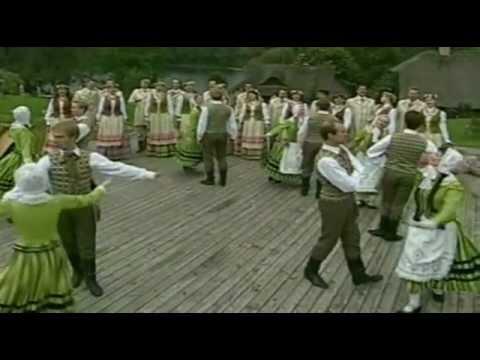 """Valstybinis dainų ir šokių ansamblis """"Lietuva"""" ir Veronika Povilionienė - Tu Lietuva, tu mana"""