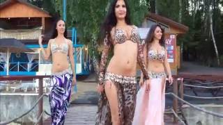 Восточные танцы в загородном клубе Истра | LINDA SHOW