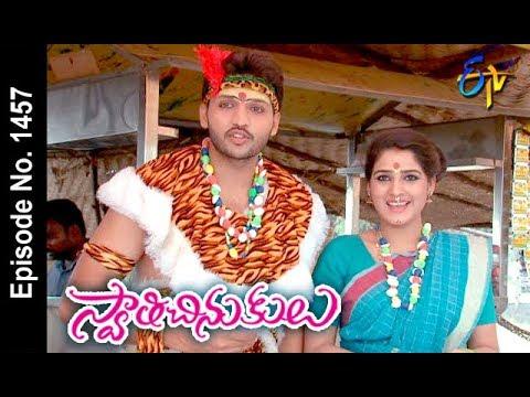 Swathi Chinukulu   4th May 2018    Full Episode No 1457   ETV Telugu
