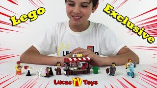 Building a LEGO Target Exclusive Set | LEGO Bean There Donut That
