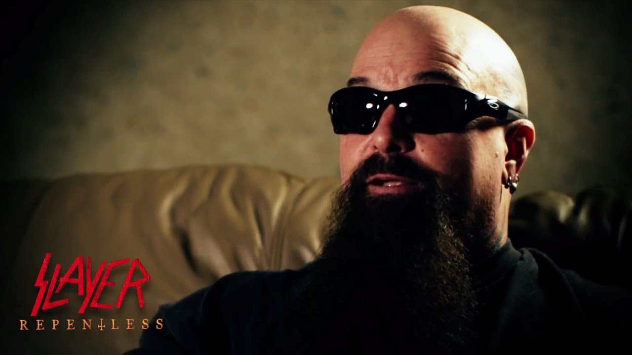 """SLAYER — Discuss The Track """"Chasing Death"""" (OFFICIAL INTERVIEW)"""