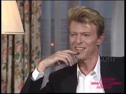 David Bowie- Interview on Countdown 1990